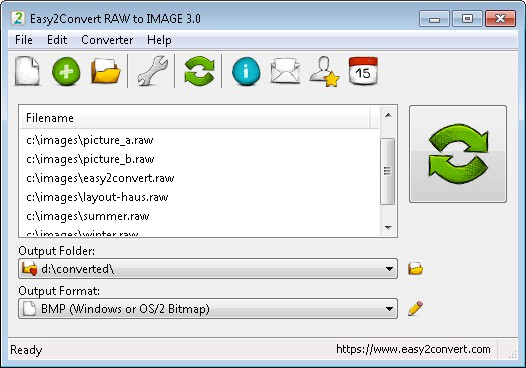 arw file converter to dng